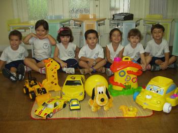 Atividades Lúdicas e Recreativas 2010 – Unidade 2 Educação Infantil