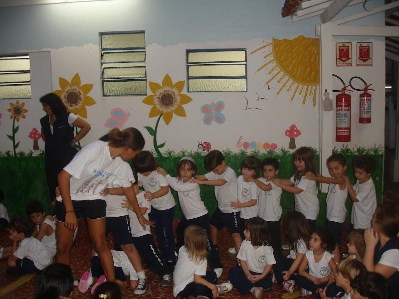 Dia do Desafio – Unidade 2 Educação Infantil