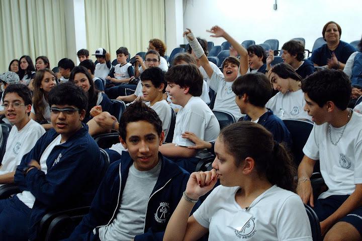 2005 – Show da Física na USP – 8° e 9° Ano