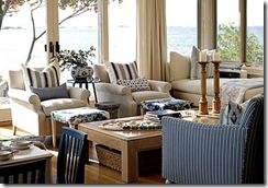 Sarah's Cottage Living Room