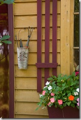 garden shed close up flickr