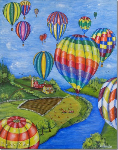 Balloon Race 010