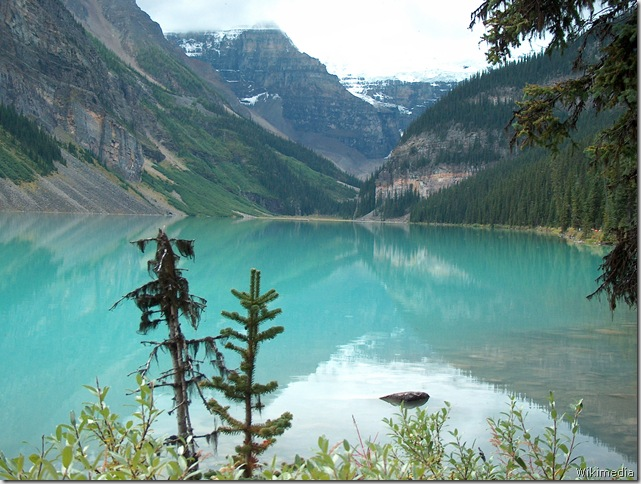 Lake_Louise_Canada_Banff wikimedia