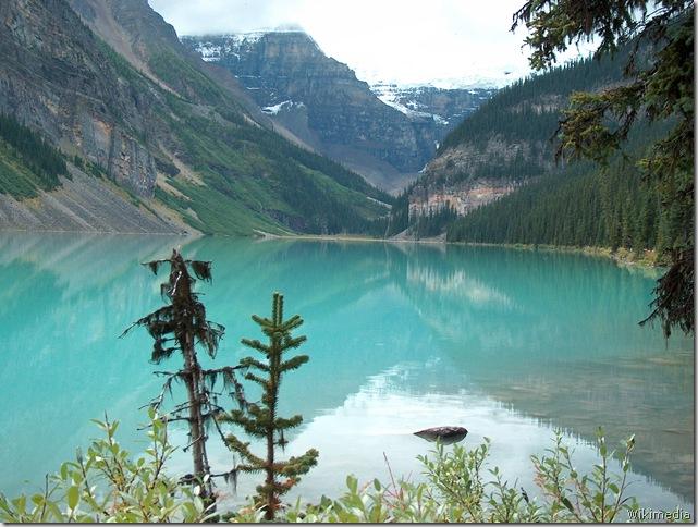 Lake_Louise_Canada_Banff wikimedia