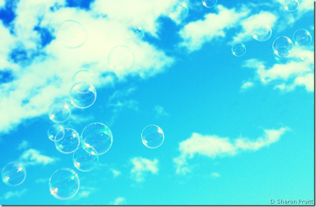 sky bubbles d sharon pruitt