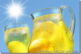 lemonade morningswithcarianddale
