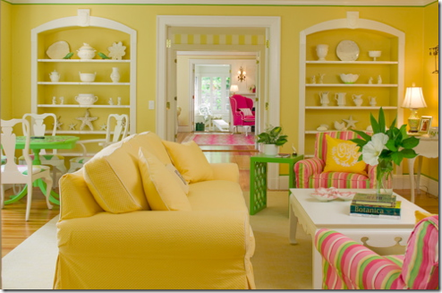 جمال الاصفر بالديكور yellowLR1colorsizzle