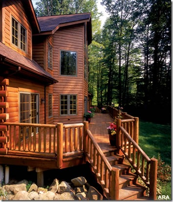 log deck herhome