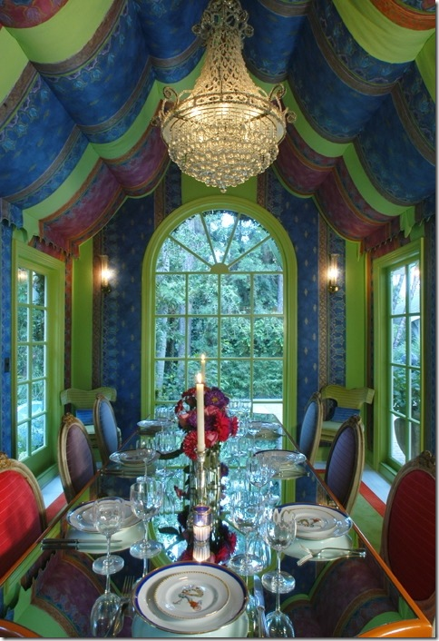 timothy corrigan dining-room decorati