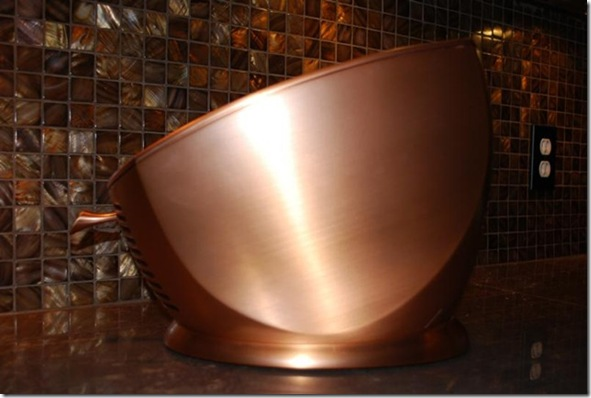 copper toaster