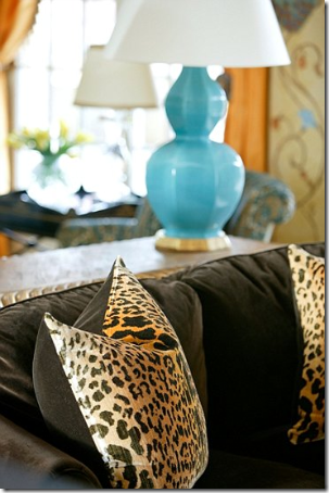 cheetah cushions tobi fairley