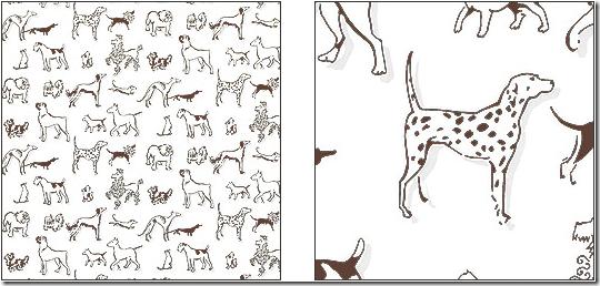 thibaut dog paper