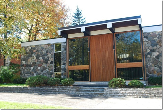 Designties Mid century modern home plans
