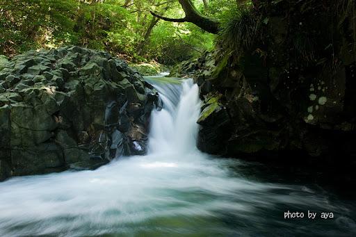 河津七滝 蟹滝