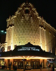 carpenter marquee