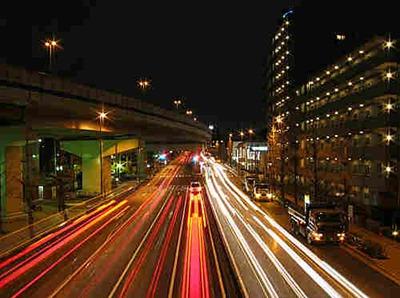 شوارع طوكيو
