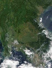 صورة جوية لتايلاند