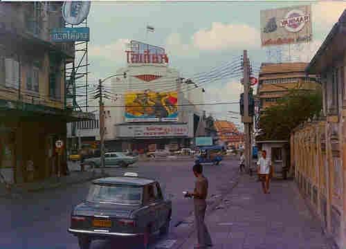 صور تاريخية للعاصمة بانكوك في عام 1975