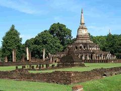 اثار في مملكة تايلاند