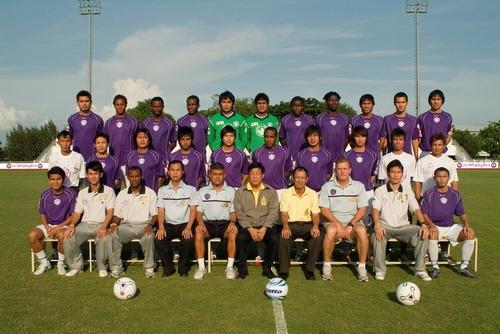 كرة القدم تايلند
