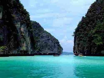 جزيرة phi phi