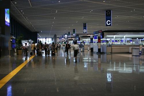 مطار اليابان
