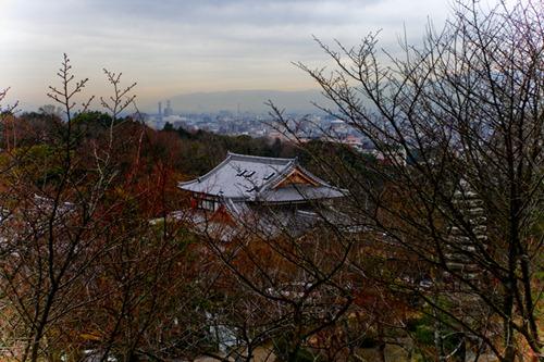 المعابد في اليابان