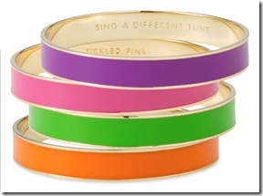 Color bangles_Kate Spade_42each