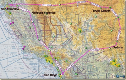 SkyVector Flight Planning  Aeronautical Charts 8192010 102248 PM
