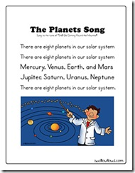 about the planets song - photo #8