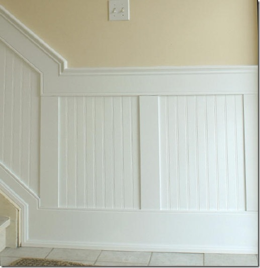 Wainscoting and DIYing it - Southern Hospitality | Southern ...