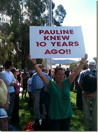 pauline knows