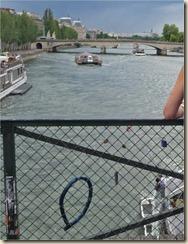 Cadenas Ponts des Arts