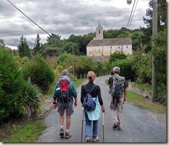 L'arrivée à Boissy aux Cailles 02-10-2010 15-28-55