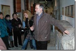 Alfredo Erias, Director do Museo e Biblioteca Municipal de Betanzos
