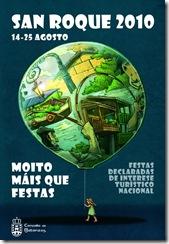 Programa das Festas de San Roque 2010
