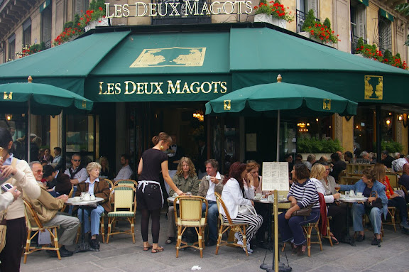 How To Eat At A Cafe In Paris