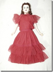 Gone with the Wind Doll Front