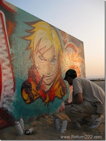 Naruto_inspired_Works
