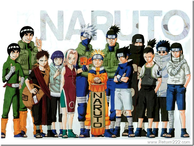 all-the-naruto-characters