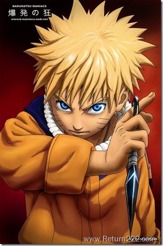 Naruto_by_KostanRyuk