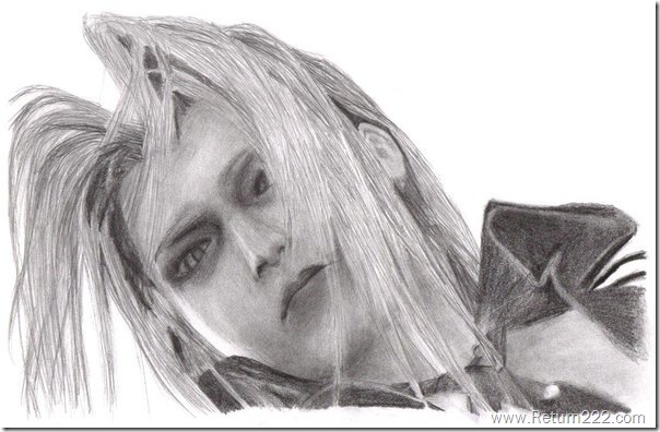 Sephiroth_by_justMelody