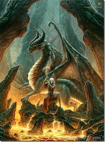 Dragon_Mage_by_kerembeyit