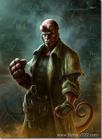 Hellboy_Fanart_by_kerembeyit