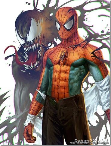 Spiderman_by_randis