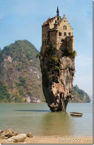 Dream_House_by_oilcorner