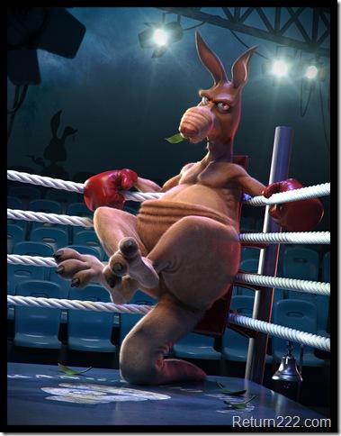 The_Boxing_Kangaroo_by_JoseAlvesSilva