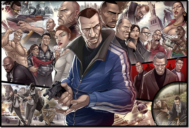 Grand_Theft_Auto_IV_TRIBUTE_by_patrickbrown