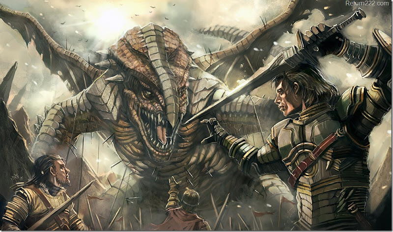 three_knights__one_dragon_by_longai-d2zg0r2