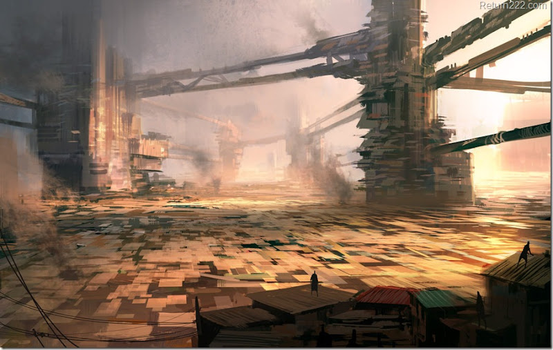Slums_by_annisahmad